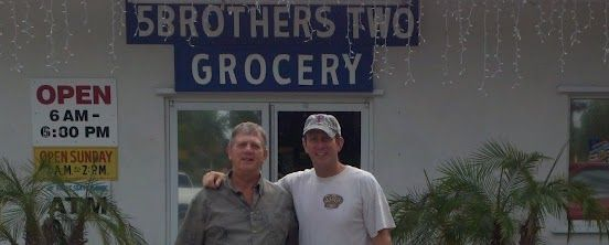 Randall & Jody Beggs at 5 Brothers Two on Ramrod Key
