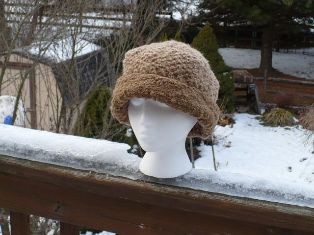Knitted Downton Hat This free pattern is available at   - free p&l template
