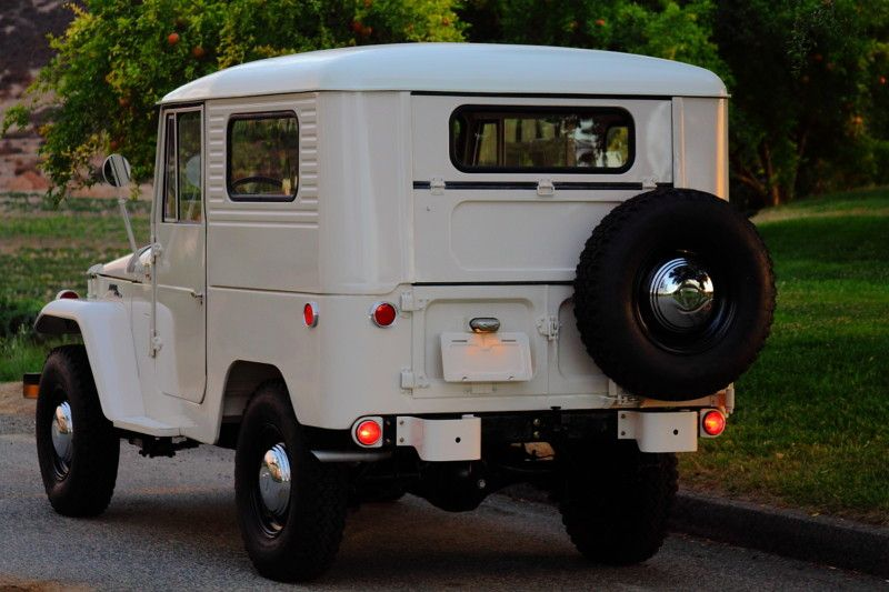 Amazing restoration and a great story!!!1962-toyota-land