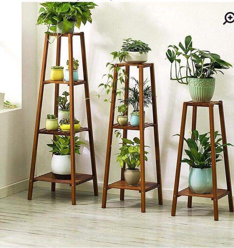 Jerry On Instagram Decorate Any Space With This Beautiful Taranto Multi Tiered Plant Stand Link I Tall Plant Stands Plant Stand Indoor Diy Plant Stand