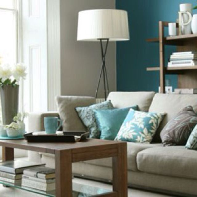 Love this color scheme Home Deco Pinterest House