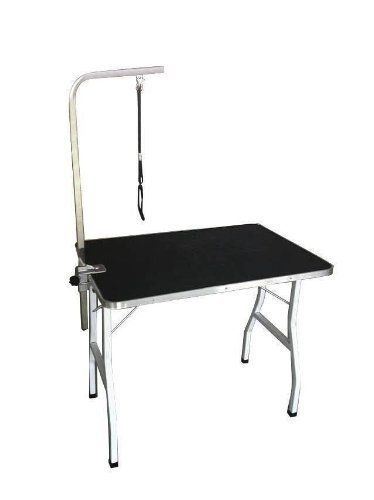 Bestpet Large Adjustable Pet Dog Grooming Table Warmnoose Find Out More About The Great Product At The Image Link Dog Grooming Supplies Dog Grooming
