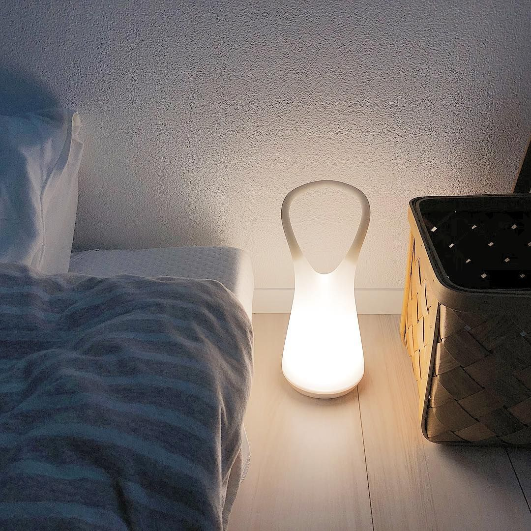 ニトリ 無印も 夜間授乳に便利な手持ち可能なライト たまひよ 常夜灯 ニトリ ニトリ ランプ