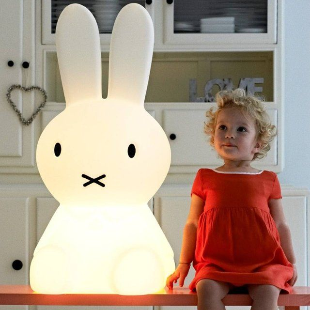 Giant Miffy Light Miffy Is Called Quot Nijntje Quot In Dutch And