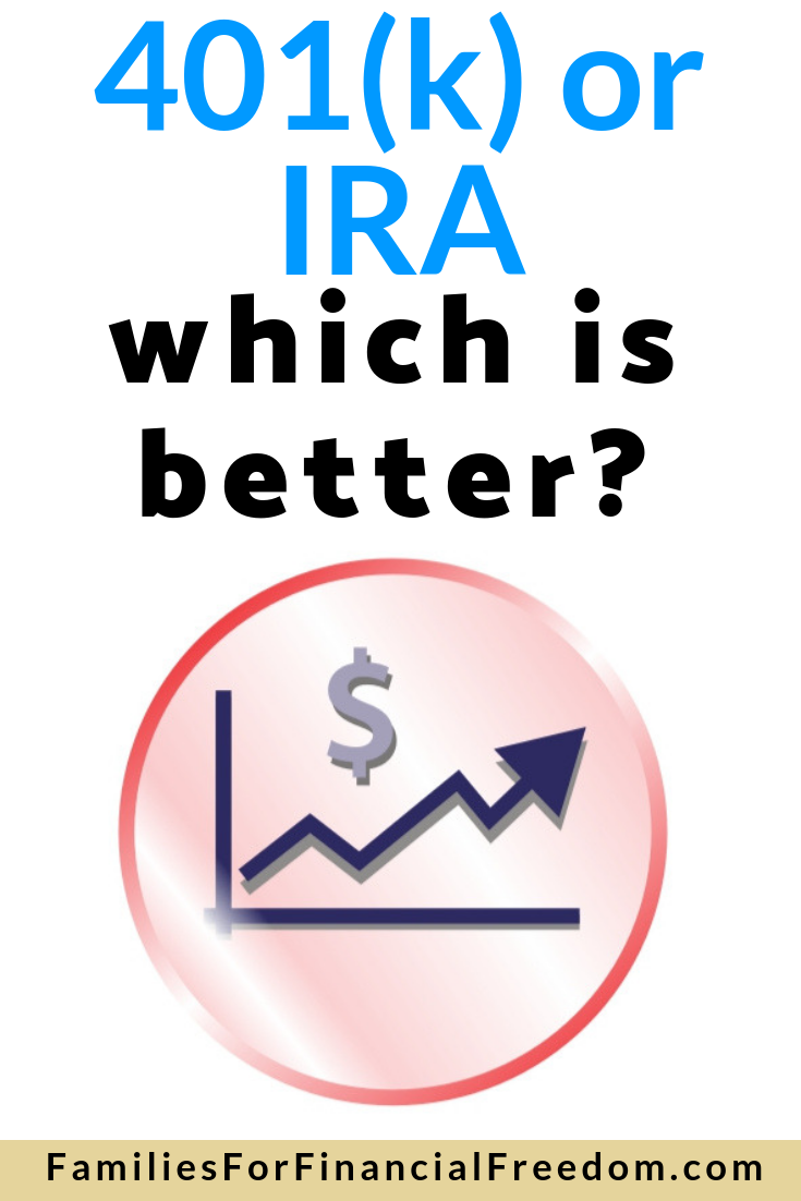 401 K Or Ira Which Is Better Money Saving Tips Saving Tips Best Money Saving Tips