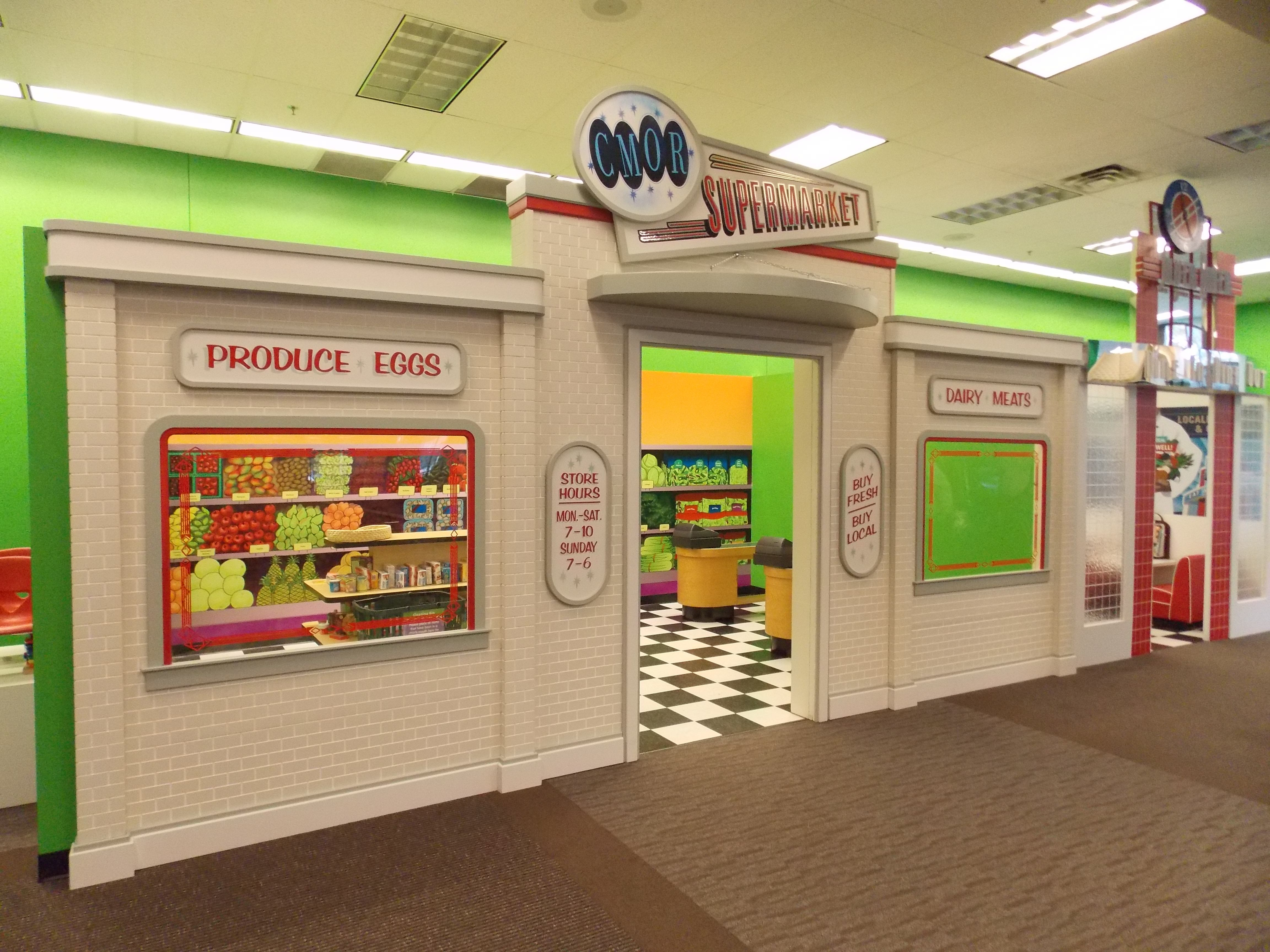Indoor Playhouse Themes | Indoor playhouse, Wooden playhouse and ...
