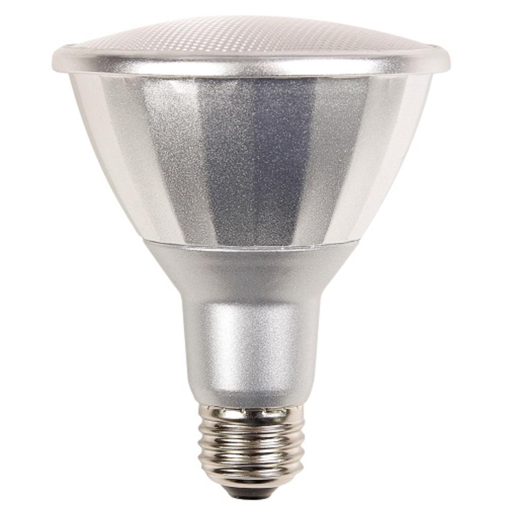 Halco Lighting Technologies 50 Watt Equivalent 10 Watt Par30l Long Neck Dimmable Led Warm White 2700k Light Bulb 80958 Par30fl10l 827 Eco Led 80958 Light Bulb Outdoor Light Bulbs Energy Efficient Lighting