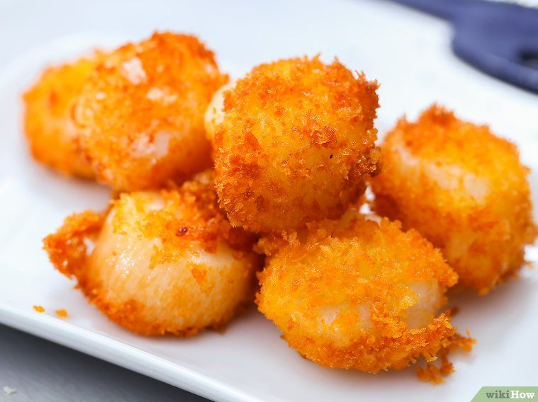 Cook Deep Fried Scallops Recipe 2017 Food Easy