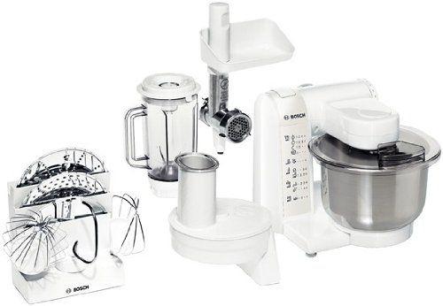 Bosch Mum4875eu Robot De Cuisine 600 W Robot Cuisine Robot Menager Mixeur Blender