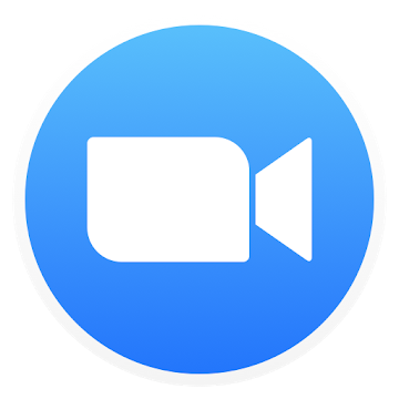 Cover art Zoom cloud meetings, Mobile app, Mobile