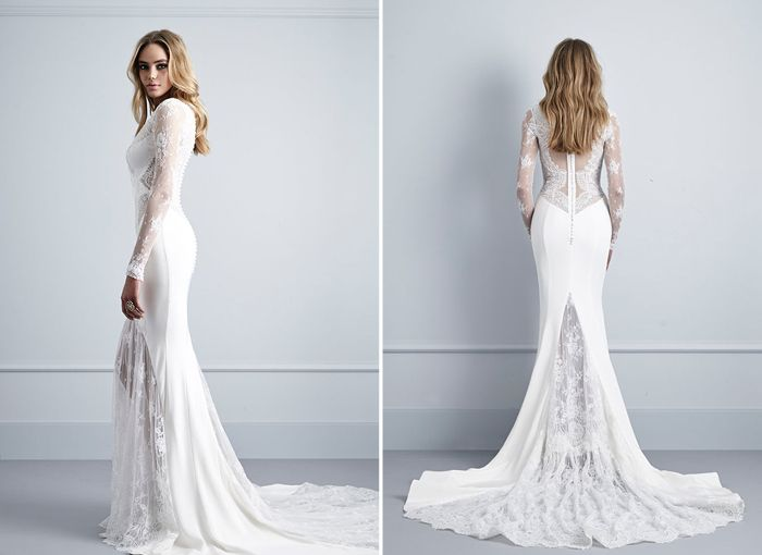 Pop Ideas In Choosing The Long Sleeve Wedding Dresses There Will Be Such Surprising Things Hened Wherever You Are On Special Days