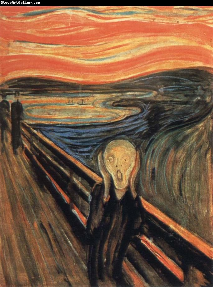 Image result for van gogh scream