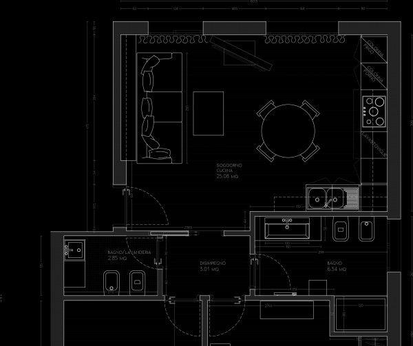 Small Apartments Pinterest Aménagement et Cuisines