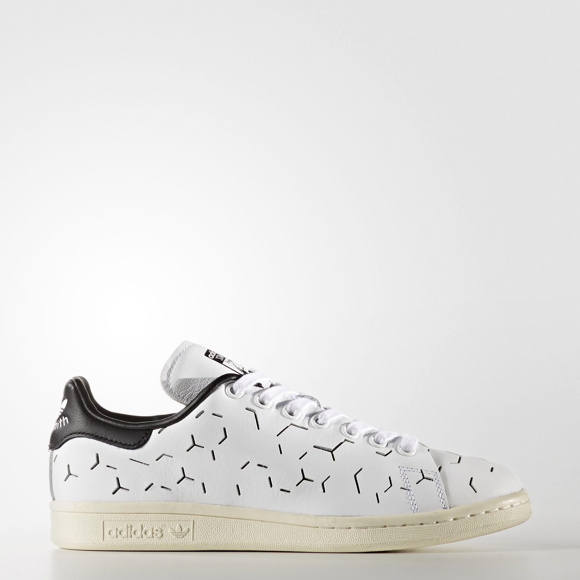 Marque célèbre adidas Stan Smith Flowers Femme Chaussures