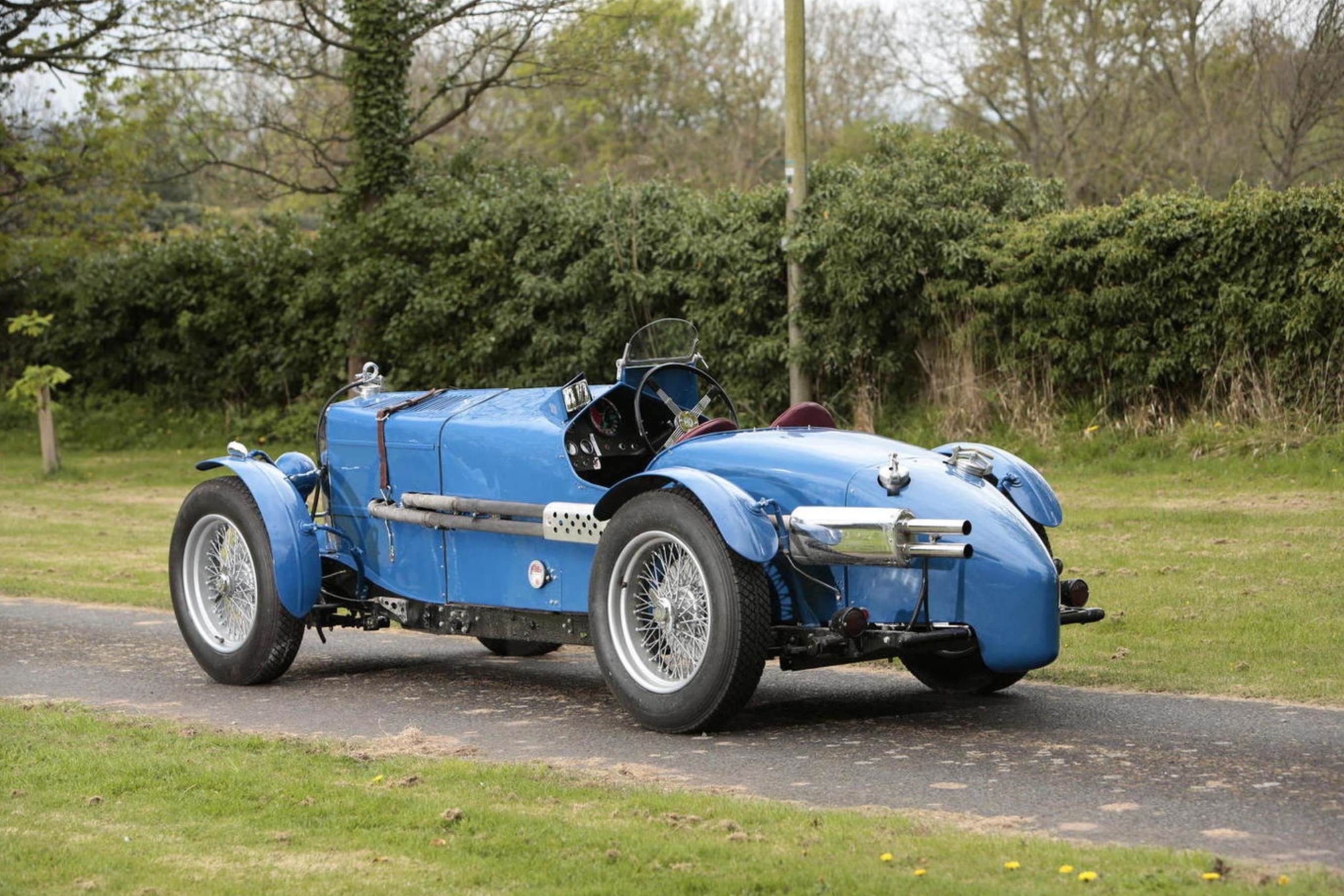 1934 MG Magnette Racing Special | Cars, Sports cars and Wheels