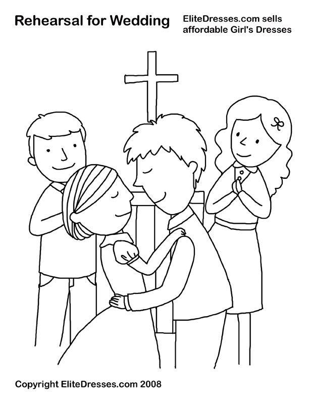 kleurplaat ja woord in kerk kleurplaten thema verliefd