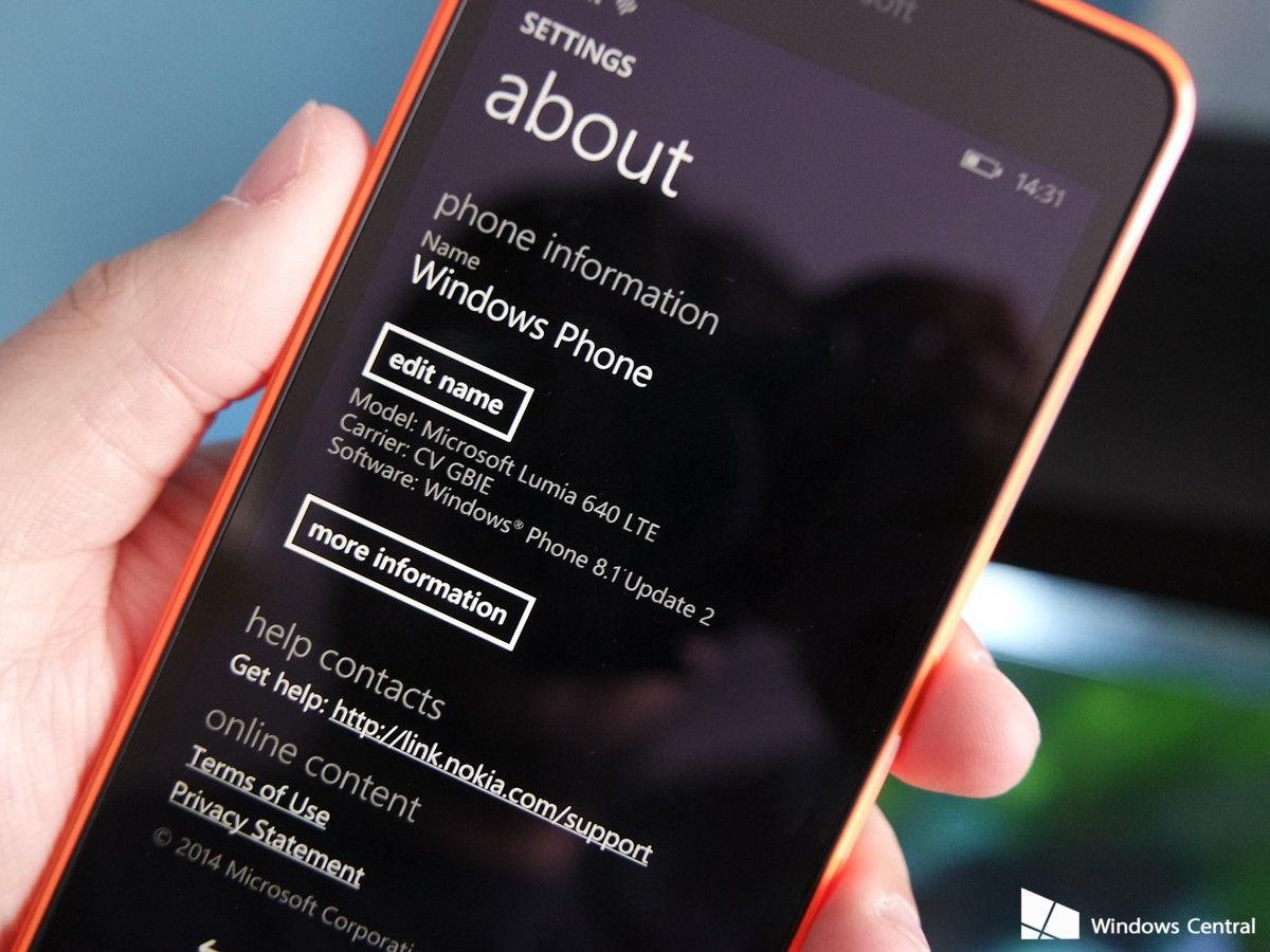 Share · Tweet. The latest Windows 10 Mobile update for the earlier launched  Microsoft Lumia ...