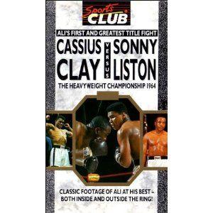 Cassius Clay defeats Sonny Liston
