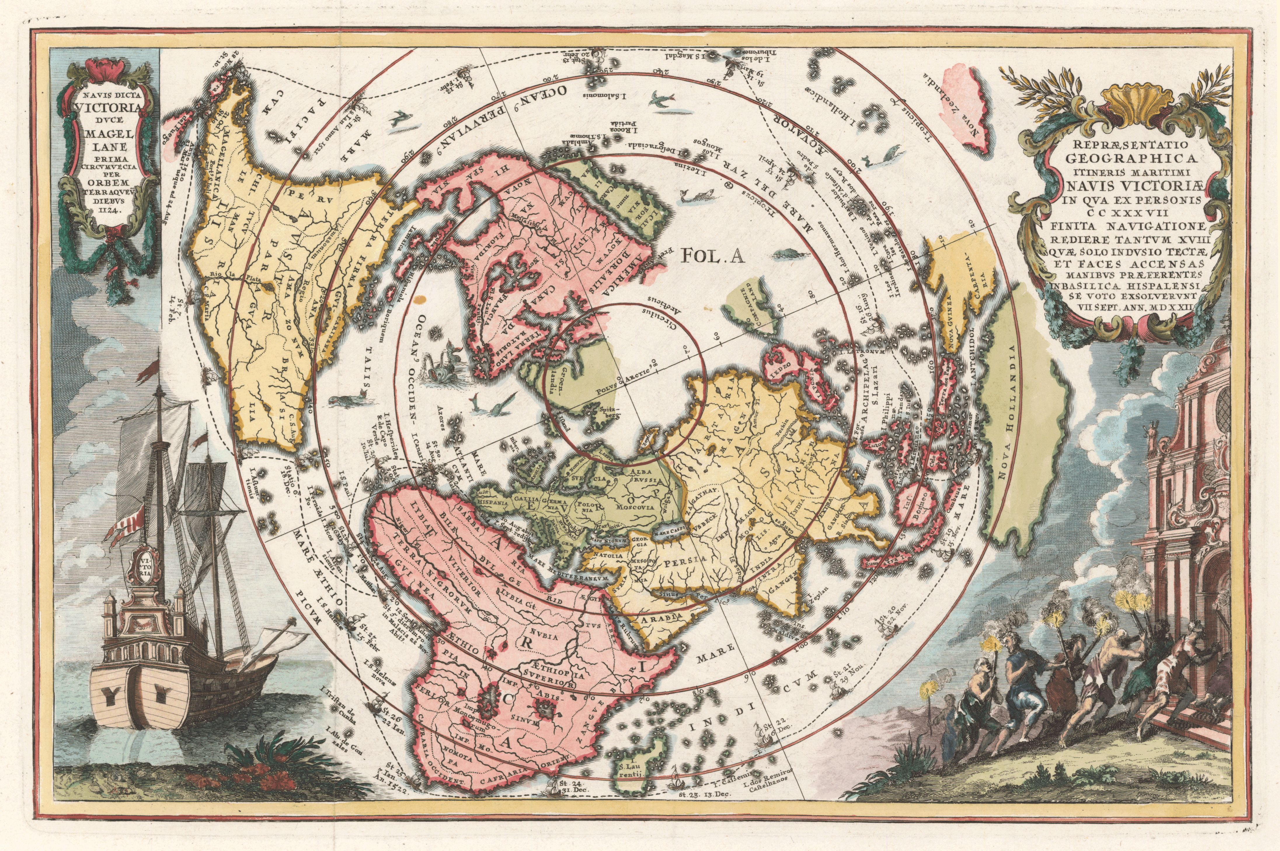 Map world magellan scherer 1700g 43852918 old pinterest explore old maps antique maps and more gumiabroncs Images