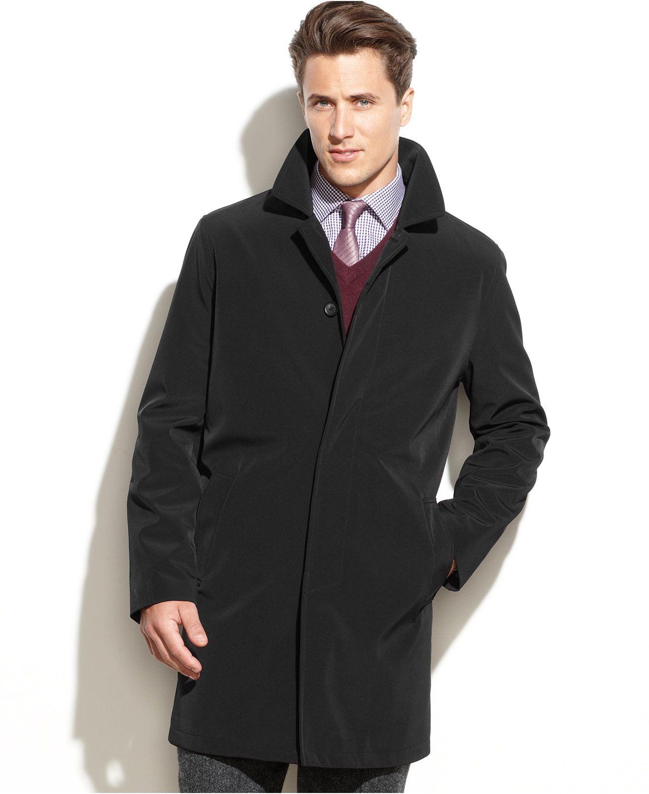 Kenneth Cole New York Coat Rally Raincoat Coats Jackets Men Macy S Mens Raincoat Raincoat Mens Winter Coat [ 1616 x 1320 Pixel ]