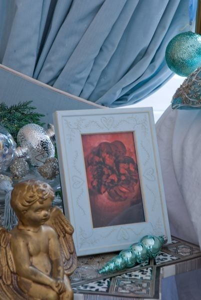 Cadre photo de Noël gravé Instructions de bricolage...
