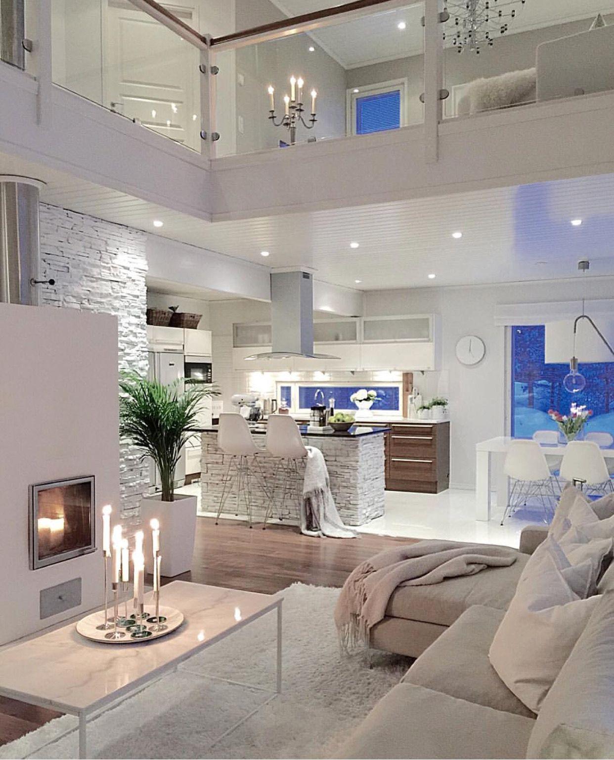 Pin by aftab hingora on dream house - Diseno de escaleras interiores ...
