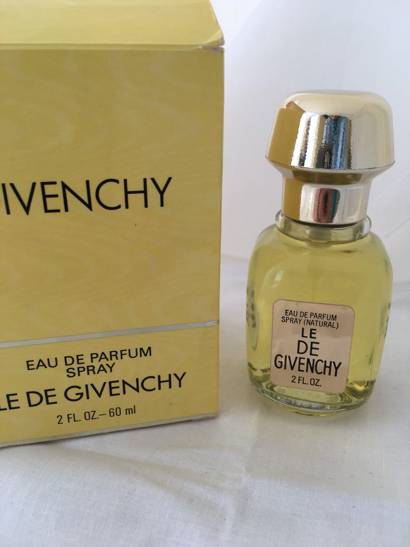 Givenchy 70s Le De By Givenchy Spray Pure Parfum Perfume
