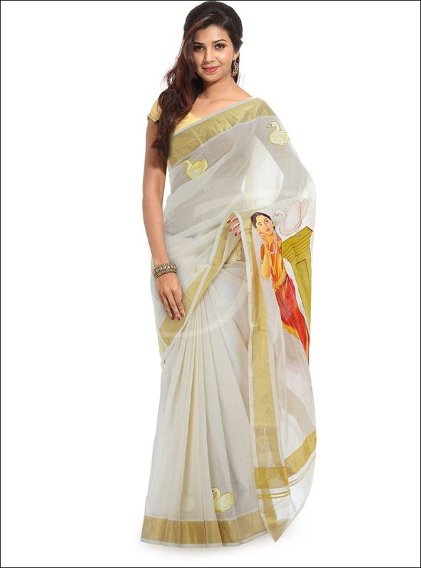 Kerala Style Saree Wearing Top 10 South Indian Wedding