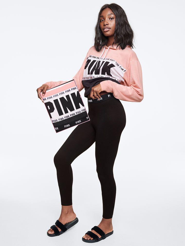 5140e244782ab Boxed Campus Pullover & Legging Gift Set - PINK - Victoria's Secret ...