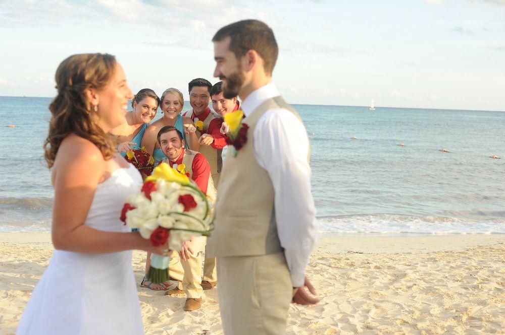 Catherine & Tom - Wedding Party