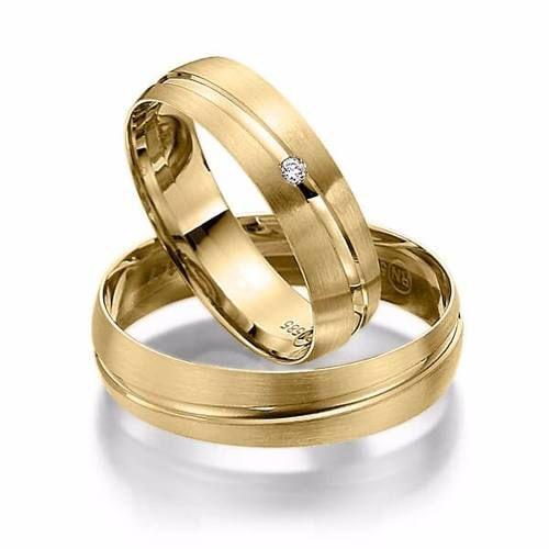 f638f984518a9 Par Aliança Casamento Noivado Ouro 18k 750 - 8