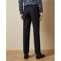 Photo of Sterling Wool Checked Trousers Ted BakerTed Baker