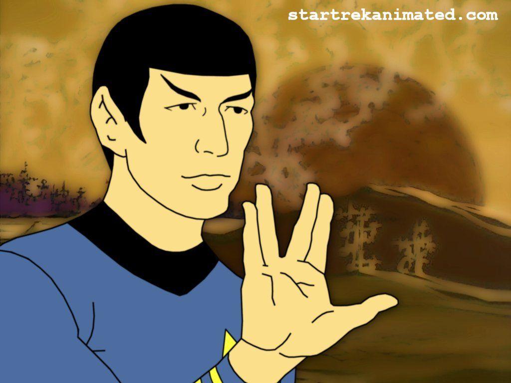 Stat Trek The Animated Series Mr Spock Star Trek Pinterest