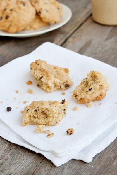 Ricetta Biscotti di Sara con avena e cioccolato - Labna