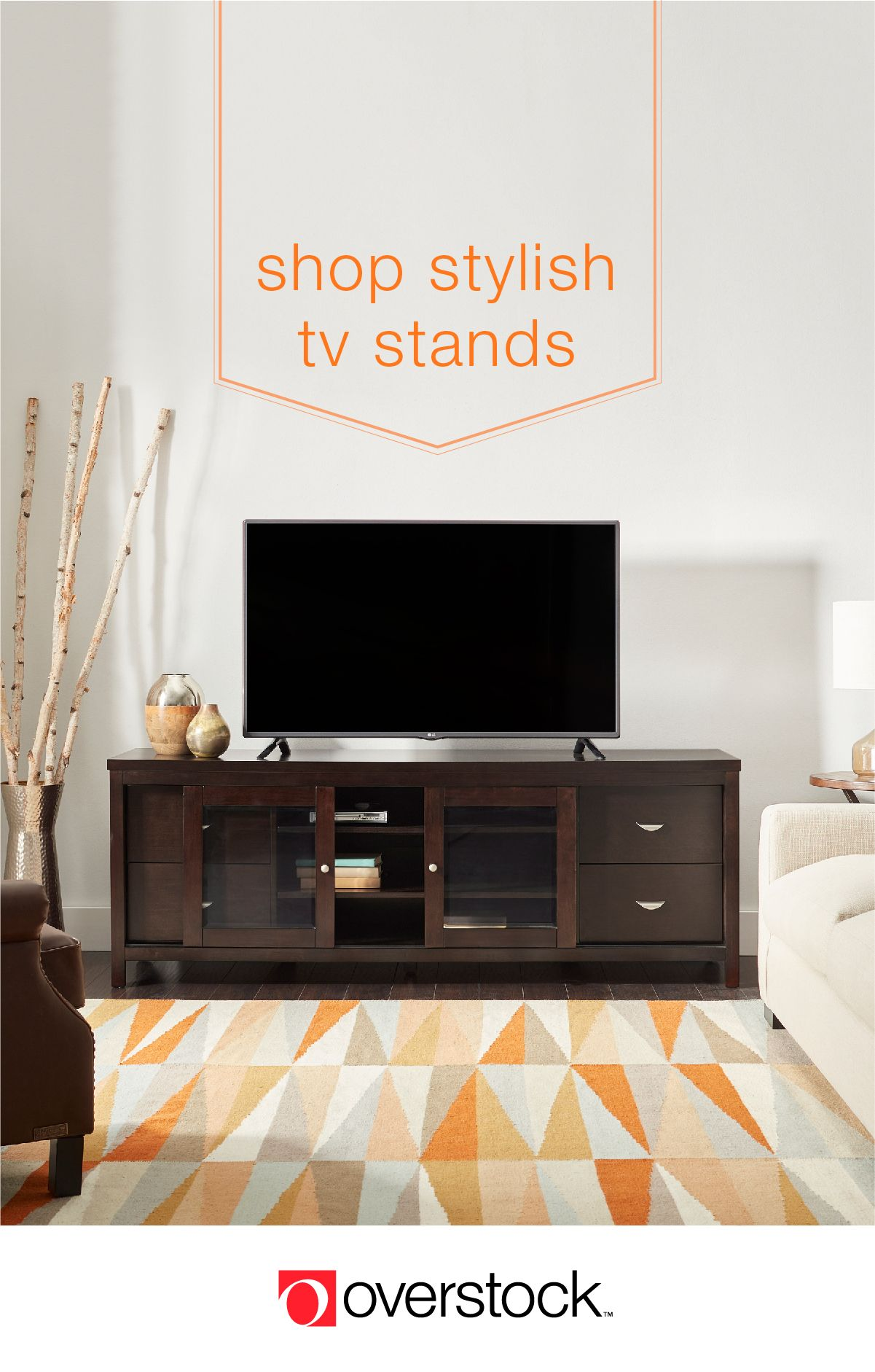 Keep Your Tv Area Looking Fresh And On Trend With An Attractive Entertainment Center That Blends Function And S Tv Stand Furniture Tv Stand Living Room Designs