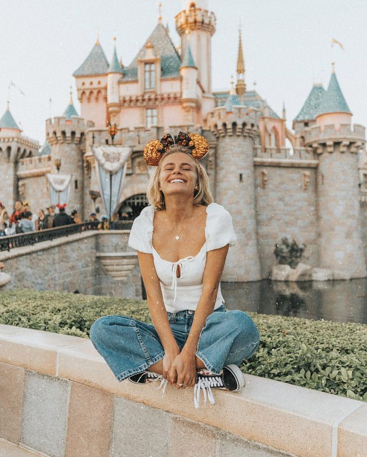 Photo of Minnie Ohren – hey sonniges Jess – Disney – Disney World – Disney Castle – Disney Ph …