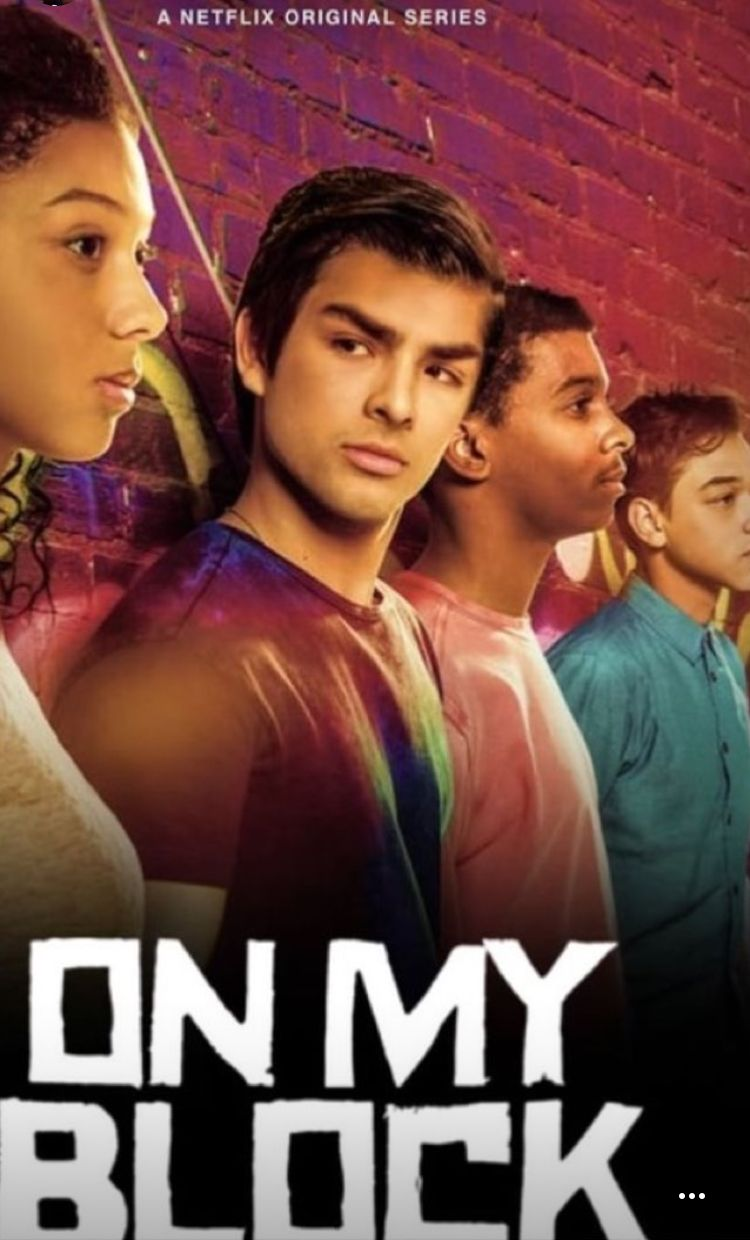 On My Block Series Image 10 Cesar, Netflix