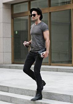 nice CASUAL SKINNY FIT BL | Mens Fashion | Pinterest | Nice ...