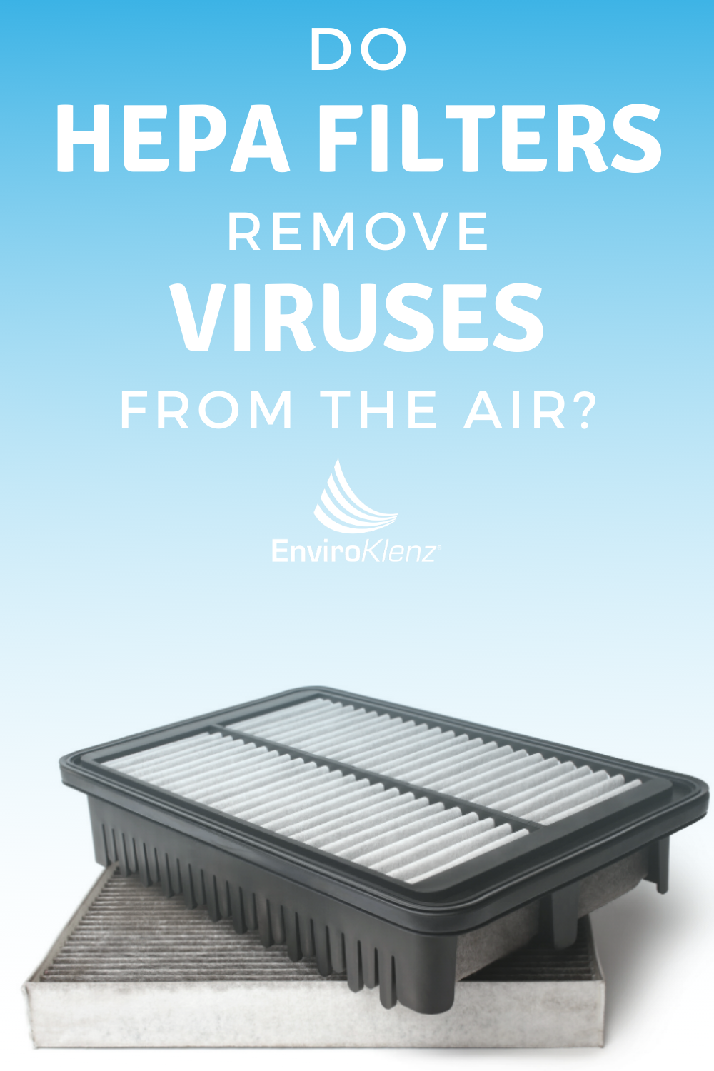 Do HEPA Filters Remove Viruses from the Air? in 2020