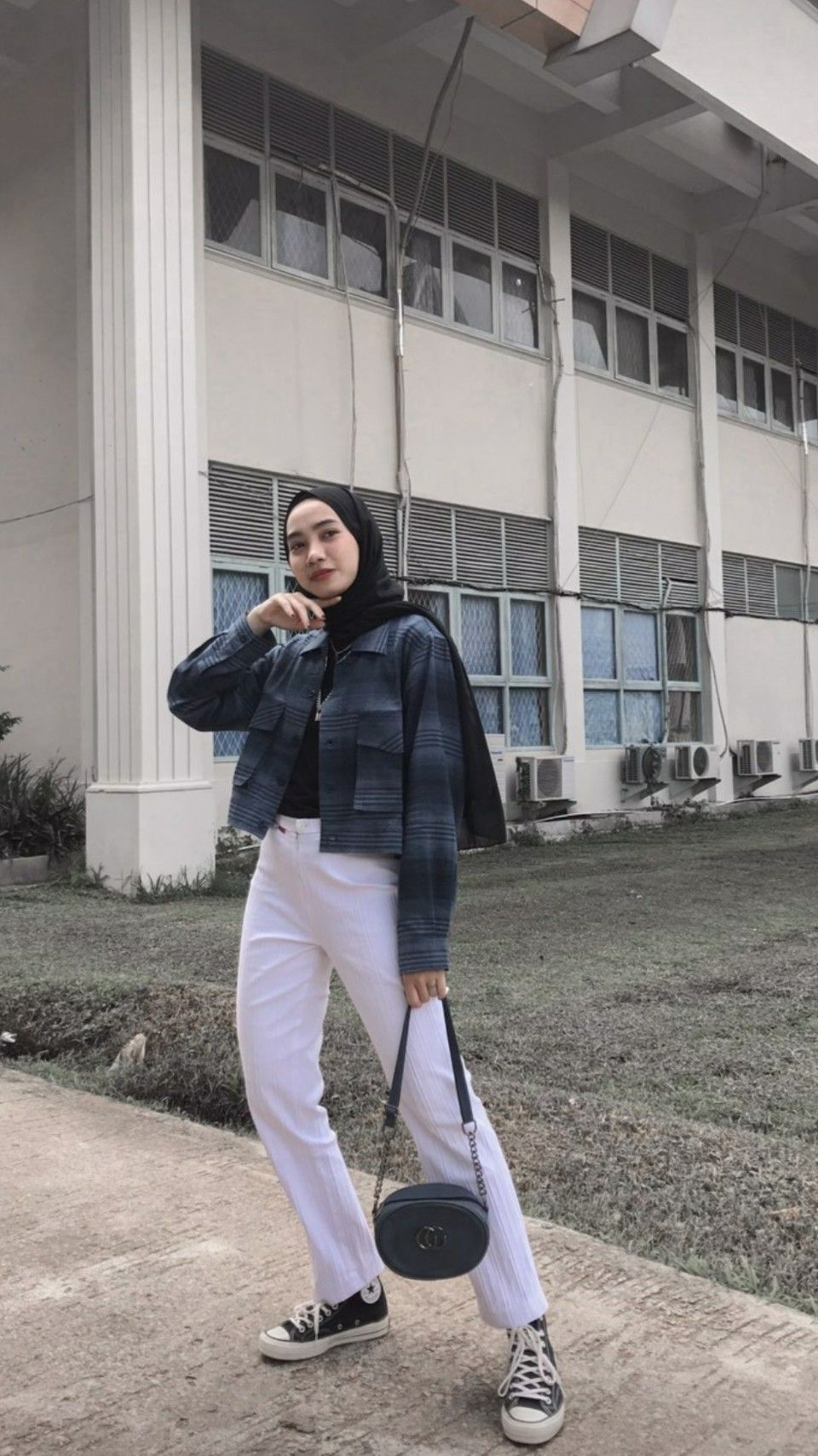 Photo of Hijab outfit of the day for teenager 2020 #ootd #hotd #hijablook