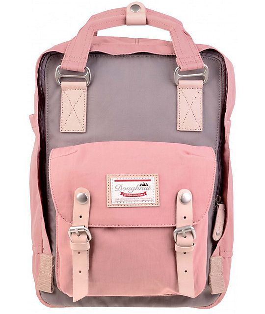 4dd52ae3b7a5 Doughnut Macaroon Lavender   Rose Backpack