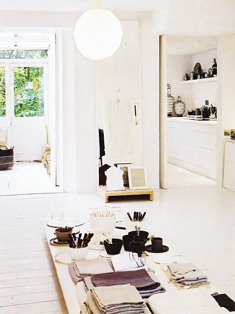 The pretty London home of Parma Lilic owner
