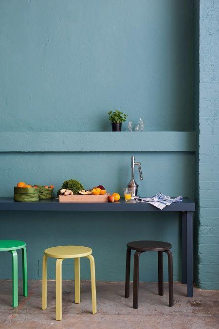 Neue Farben Für Die Wohnung