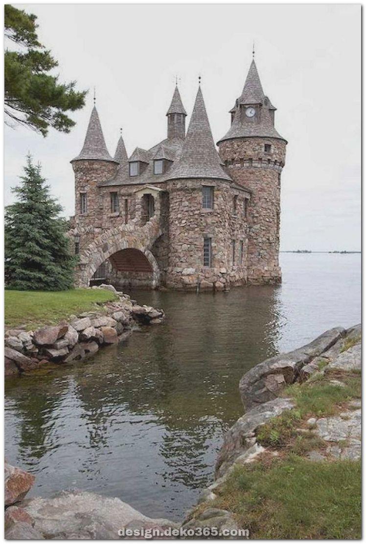 Legendär Modern Castle Houses Außengestaltung #castles