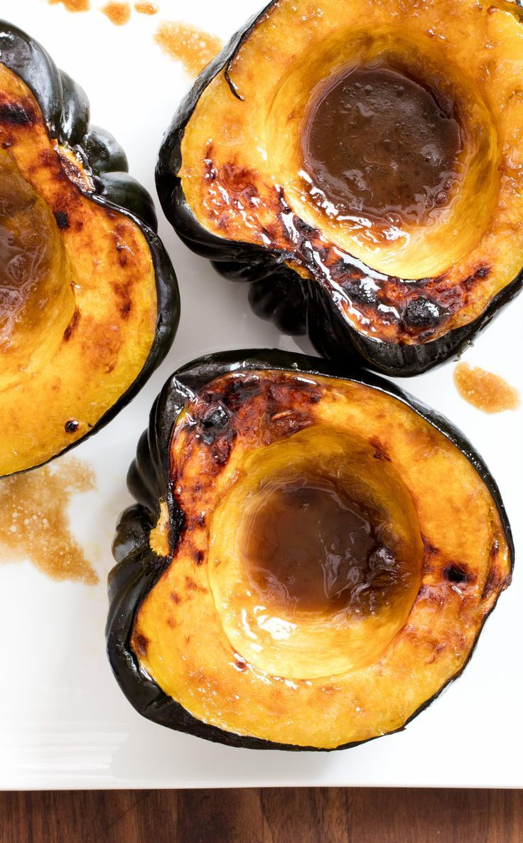 Acorn Squash With Brown Butter Believe It Or Not We Found