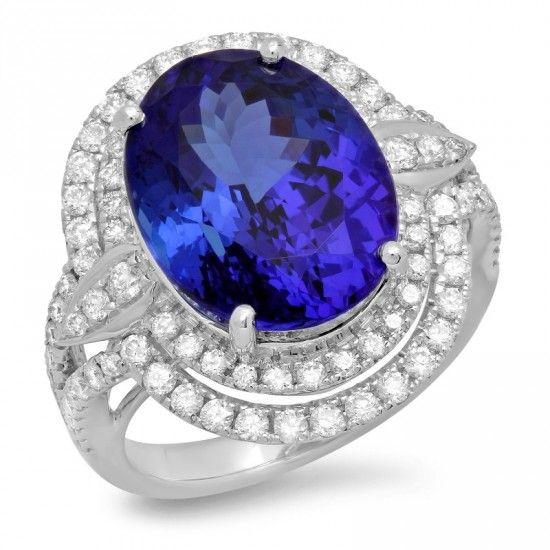 Stunning & Luxurious Tanzanite #Ring...