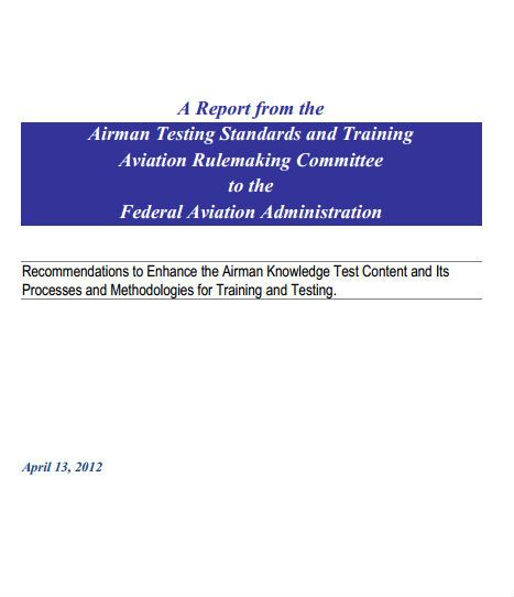 Washington Report: written testing changes proposed | Good