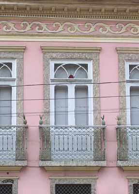 Rio de Janeiro - Casa dos Abacaxis - Rua Cosme Velho, 857 - Cosme Velho