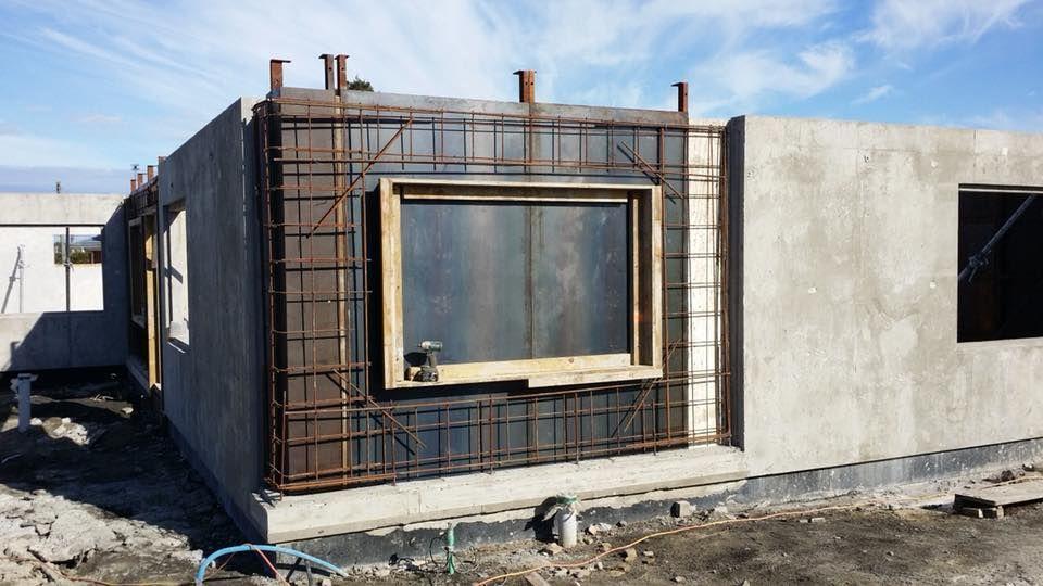 Foam Concrete House