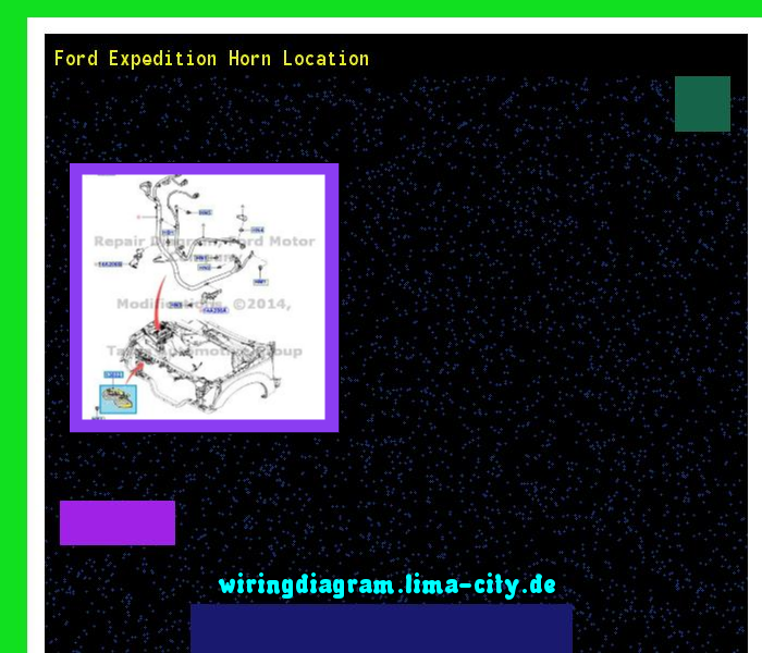ford expedition horn location wiring diagram 17592